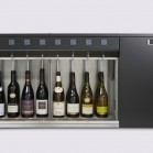 BTG 8 bottles Winedispenser Black Edition