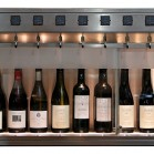 BTG 12 bottles Winedispenser Inox