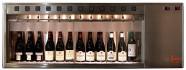 BTG 12 bottles Winedispenser Inox