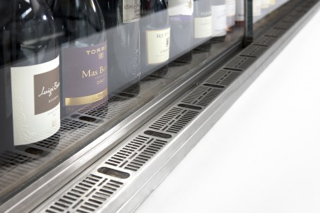 BTG Winedispenser Inox