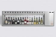 BTG 16 bottles Winedispenser Inox